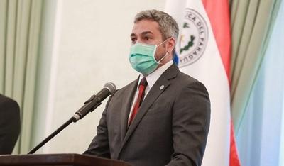 Presidente instó a la ciudadanía a mantener las medidas preventivas