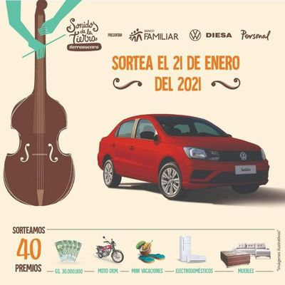Rifa Sonidos de la Tierra invita a la ciudadanía a apoyar a escuelas comunitarias de música