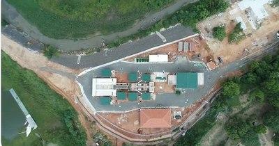 La Nación / MOPC invierte G. 174.000 millones en planta residual que entrará a operar en marzo