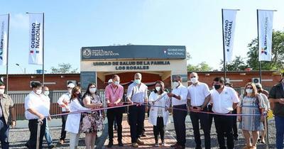 Inauguran nuevas dos nuevas USF en Central