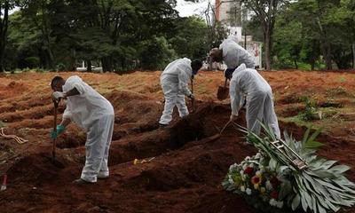 Brasil llega a 200.000 muertes por coronavirus sin una estrategia clara de vacunación – Prensa 5