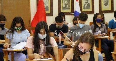La Nación / ANR: desarrollan clases gratuitas de refuerzo de matemáticas y castellano
