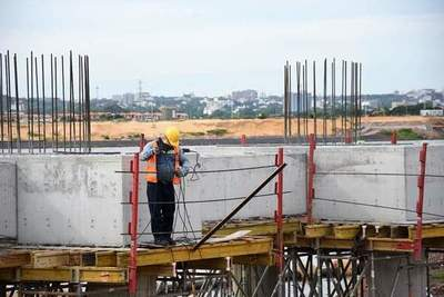 Puente Héroes del Chaco: alistan planta para fabricación de casi 600 vigas pretensadas