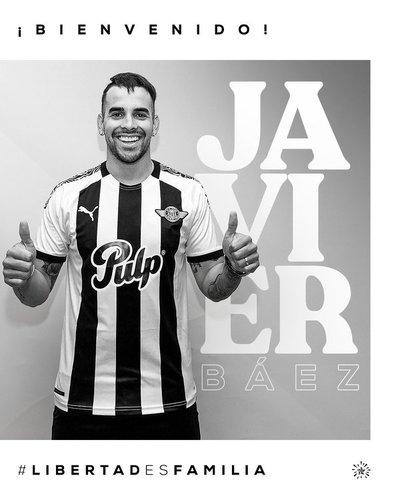 Libertad: Javier Báez se incorpora al equipo de Garnero