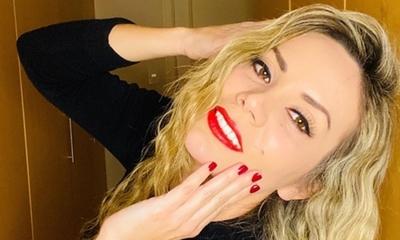 Dahiana Bresanovich corrigió a mujer que habló de su divorcio con Junior