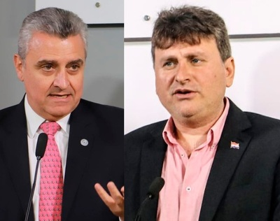 Diputados presentan pedido de interpelación a Villamayor y Lichi