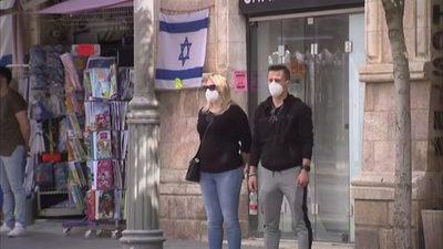 Israel inicia su tercer confinamiento para hacer frente al coronavirus