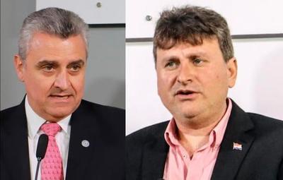 Diputados solicitan interpelación para Villamayor y Lichi