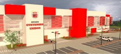 Oportunidad de trabajo para remodelación del Estadio Ovetenses Unidos – Prensa 5