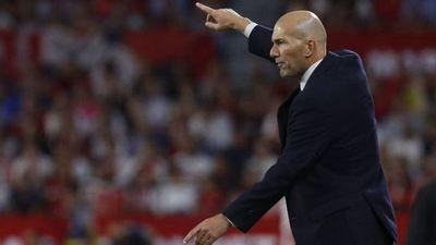 Zidane da negativo al COVID-19