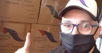La Nación / Paraguayo por el mundo: se le cerraron puertas, pero no se dejó vencer