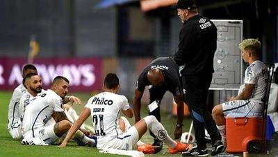HOY / Boca reclamaría alineación indebida por dos positivos del Santos
