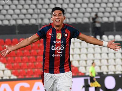 Enzo Giménez en contacto con Tigo Sports Noticias