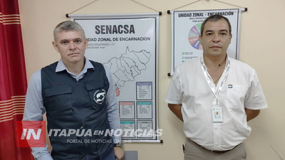 SENACSA PRESENTÓ NUEVO COORDINADOR REGIONAL PARA ITAPÚA Y ALTO PARANÁ