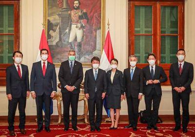 Anuncian colaboración del Japón por USD 90 millones y lanzamiento de primer satélite paraguayo
