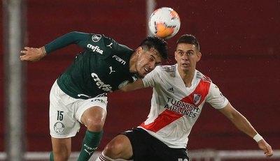 Gustavo Gómez, en el equipo ideal de la semana de la Libertadores