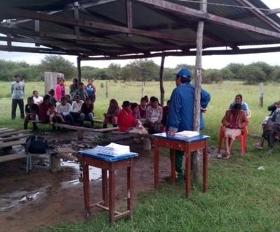 Comunidades chaqueñas piden asistencia tras inundaciones
