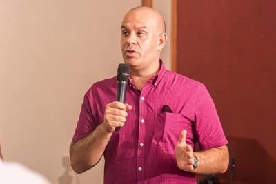 Javier Balbuena confirma su precandidatura a intendente de Asunción