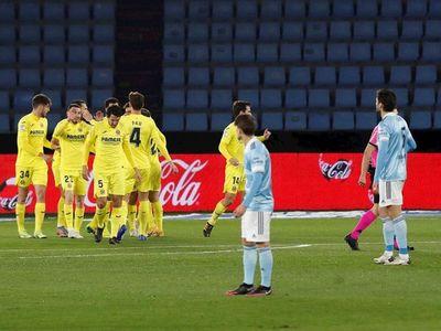 El Villarreal duerme en puestos de Champions tras arrollar al Celta