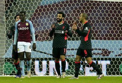 """Liverpool no falla ante los """"juveniles"""" del Aston Villa"""