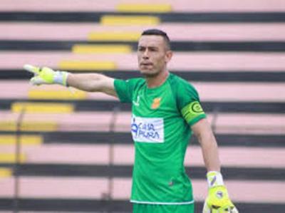 Bernardo Medina es nuevo arquero de Nacional