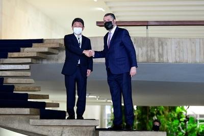 Brasil y Japón firman un acuerdo para explotar metales raros como el niobio
