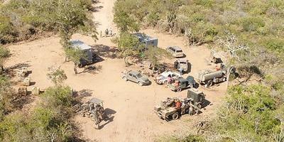 Faltan 67 kilómetros para completar los 704 kilómetros de picadas en línea fronteriza con Bolivia