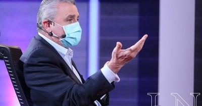 La Nación / Político de la semana: Juan Ernesto Villamayor logró unir a todo un país en su contra