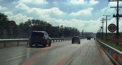 Autopista Ñu Guasu: el domingo, clausurarán carriles por varias horas
