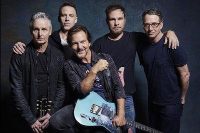 Get It Back, la nueva canción de Pearl Jam.