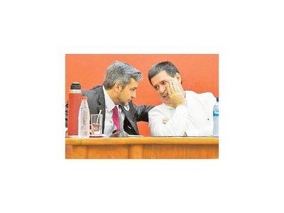 Piden una   reunión con Cartes y Marito para llegar a consenso