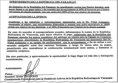 Enviado de Guaidó contradice las versiones del Gobierno paraguayo