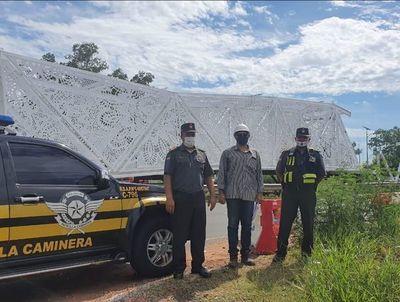 Loma Plata: restringirán tránsito de camiones pesados en la Transchaco