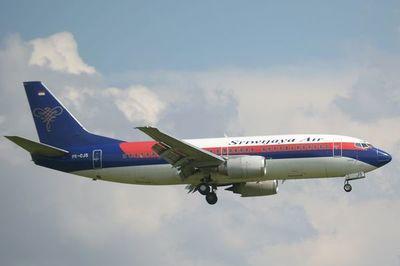 Se pierde el contacto con un Boeing 737 de compañía indonesia tras su despegue