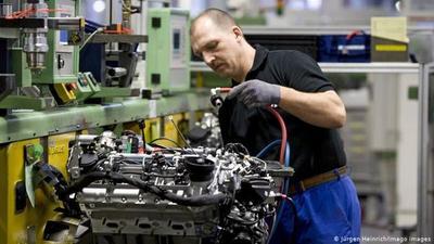 2020, un año negro para la industria automovilística alemana