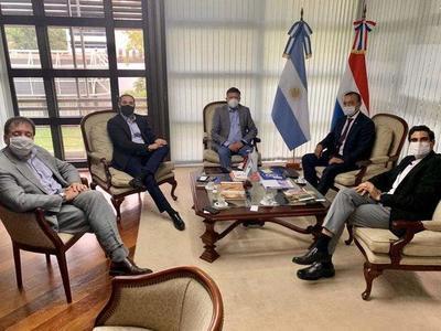Argentina gestiona llegada de la vacuna rusa a Paraguay – Prensa 5