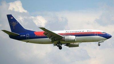 Desapareció un Boeing 737 con más de 59 pasajeros a bordo tras despegar de Yakarta
