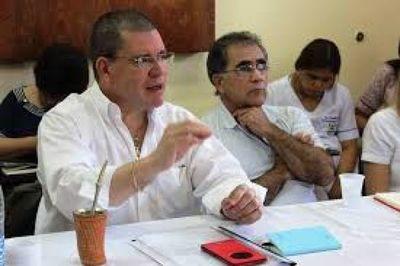Toño Barrios pide investigación para casos de corrupción denunciados en el Gobierno