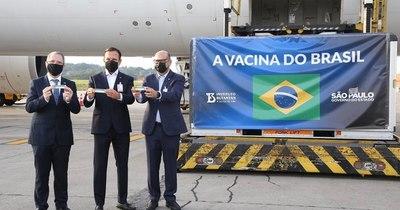 La Nación / Primeros pedidos de autorización de vacunas contra el COVID-19 en Brasil