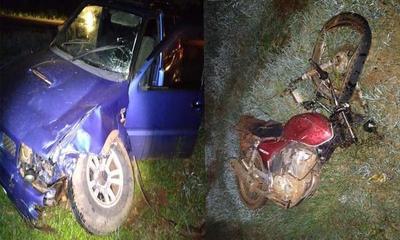Fatal accidente de tránsito en Campo 9 – Prensa 5