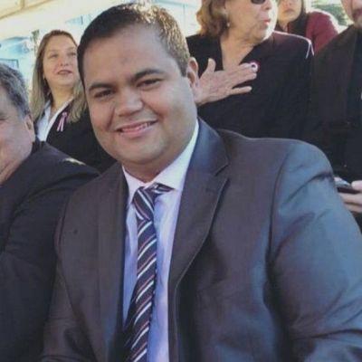 URGENTE: Se entrega el concejal Martín Pocho en una comisaría de Pedro Juan Caballero