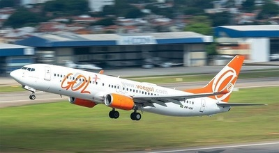 Gol marca nueva fecha de reinicio de vuelos a Paraguay