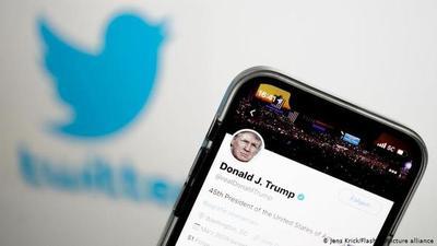 Twitter suspende de forma permanente la cuenta de Donald Trump