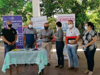 MIC y autoridades de Ñeembucú buscan formalizar a Mipymes