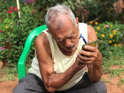 Cumple 102 años y busca una novia que le haga compañía