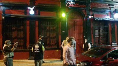 Intervienen bares asuncenos tras violación de cuarentena