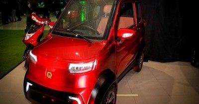 La Nación / Quantum abrirá un local en Paraguay y prevé vender vehículos eléctricos