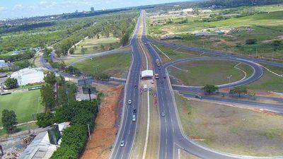 Autopista Ñu Guasu permanecerá cerrada temporalmente este domingo