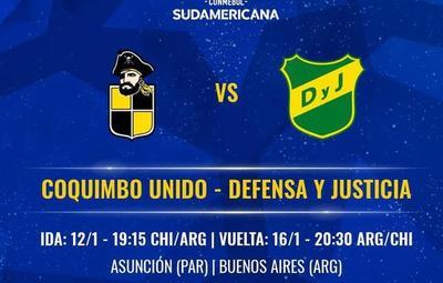 Semifinalistas jugarán el partido de ida en el Manuel Ferreira