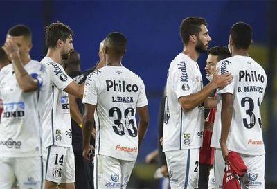 Copa Libertadores: dos jugadores del Santos que participaron en semis ante Boca tienen Covid-19